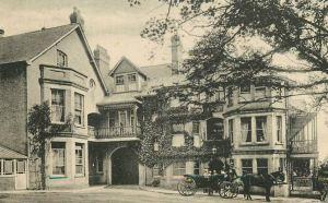 Bath Hotel Felixstowe