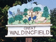 Great-Waldingfield-Sign