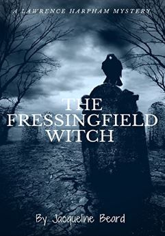 Fressingfield Witch cover small snip
